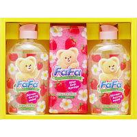 洗剤ギフト NFA-80ファーファ台所用洗剤セット 313968 1ケース(12セット入) NSファーファ・ジャパン (取寄品)