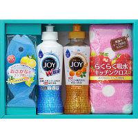 CBCギフト 洗剤ギフト CBRK-10ジョイらくらくキッチンセット 325488 1ケース(20セット入) (取寄品)