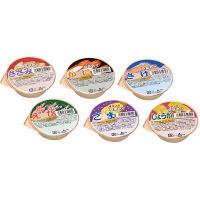 ホリカフーズ 栄養支援豆腐寄せ詰め合わせ 568460 1ケース(6種類×各6個入) (取寄品)