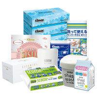 【福袋】日本製紙クレシア 人気商品詰め合わせセット