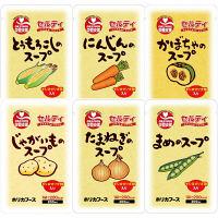 ホリカフーズ 栄養支援セルティ詰め合わせ 568360 1ケース(6種類×5袋入) (取寄品)