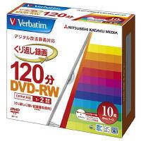 録画用DVD-RW 10枚 5mmケース