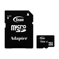 microSDHCカード16GB CL4