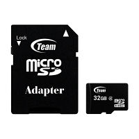 microSDHCカード32GB CL4