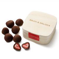DEAN&DELUCA(ディーンアンドデルーカ)ミルクチョコレート ディップド ストロベリー 2000054407082 1箱