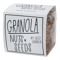 TODAYS SPECIAL(トゥデイズスペシャル) NUTS&SEEDS GRANOLA 1個