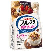 カルビー フルグラ糖質25%オフ 600g 1袋