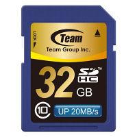 TeamSDHCカード32GB clas
