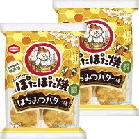 亀田製菓 ぽたぽた焼はちみつバター味 20枚 1セット(2袋入)