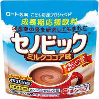 セノビック成長期応援飲料 ミルクココア味