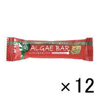 【アウトレット】アルジーバー <ユーグレナ&クロレラ入り> アップルシナモン味 1箱(12本入) ユーグレナ