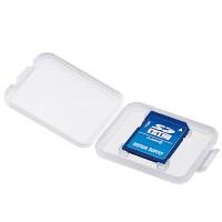 SDカード用クリアケース(6個入り)