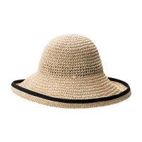 ヘミングス Hemings 帽子 バカンスハット NAT ナチュラル
