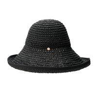 ヘミングス Hemings 帽子 バカンスハット BLK ブラック