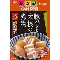 SSKセールス 【レンジでおいしい!小鉢料理】豚バラと大根の煮物 100g 1個 <化学調味料無添加>