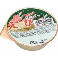 ホリカフーズ 栄養支援豆腐寄せ えび 560040 1箱(36個入) (取寄品)