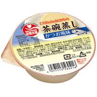 ホリカフーズ 栄養支援茶碗蒸し かつお風味 560410 1箱(24個入) (取寄品)