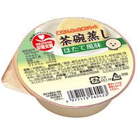 ホリカフーズ 栄養支援茶碗蒸し ほたて風味 560420 1箱(24個入) (取寄品)