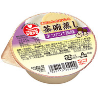 ホリカフーズ 栄養支援茶碗蒸し まつたけ風味 560440 1箱(24個入) (取寄品)