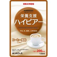 ホリカフーズ 栄養支援ハイピアー コーヒー風味 569171 1箱(30袋入) (取寄品)