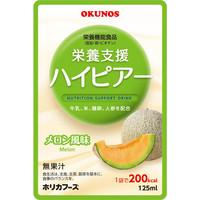 ホリカフーズ 栄養支援ハイピアー メロン風味 569174 1箱(30袋入) (取寄品)