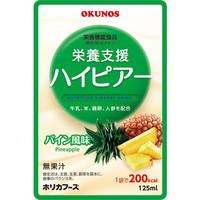 ホリカフーズ 栄養支援ハイピアー パイン風味 569175 1箱(30袋入) (取寄品)