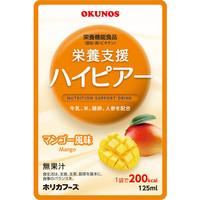 ホリカフーズ 栄養支援ハイピアー マンゴー風味 569176 1箱(30袋入) (取寄品)