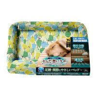 からだ想いラボ足腰関節やさしいベッド 小~中型犬用 デザインカバー付 1台 ユニ・チャーム