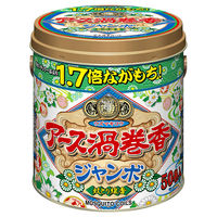 アース渦巻香 ジャンボ50巻缶入り アース製薬