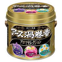 アース渦巻香 アロマセレクション30巻缶入り アース製薬
