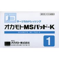 オカモト MSパットK 3 GN203(取寄品)