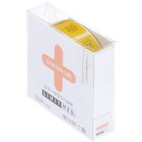 リヒトラブ カラーかなラベルロールタイプ 「あ」 HK763R-1 1ロール(300片入)