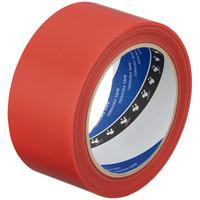 Pカットテープ 赤 幅50mm 4140