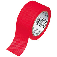 ポリエチレンテープ半透明 赤