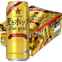 麦とホップ The gold 500ml