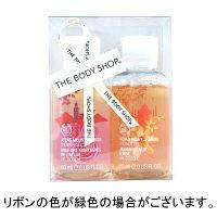 【数量限定】ザ・ボディショップ(THE BODY SHOP) ローズ&ジャスミンシャワージェルデュオ ショップバック付き