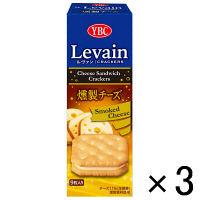 ルヴァンチーズサンド燻製チーズ×3