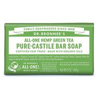 マジックソープバー(magic soap)石鹸 グリーンティ 140g サハラ・インターナショナル