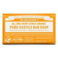 マジックソープバー(magic soap)石鹸 シトラスオレンジ 140g サハラ・インターナショナル