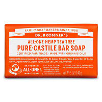 マジックソープバー(magic soap)石鹸 ティートゥリー 140g サハラ・インターナショナル