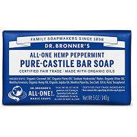 マジックソープバー(magic soap)石鹸 ペパーミント 140g サハラ・インターナショナル