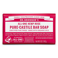 マジックソープバー(magic soap)石鹸 ローズ 140g サハラ・インターナショナル