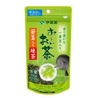 伊藤園 おーいお茶 若芽・若茎入り緑茶