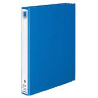 コクヨ リングファイル色厚板紙表紙A4縦内径30mm220枚 フ-480NB 1セット(20冊:1冊×20)