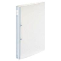 コクヨ ポップリングファイルA4縦内径22mm2穴 透明 1セット(30冊:1冊×30)