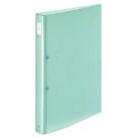 コクヨ ポップリングファイル A4縦内径22mm2穴 緑 1セット(30冊:1冊×30)
