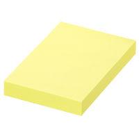 コクヨ(KOKUYO) タックメモ 超徳用 ふせん 74×52 黄 メ-3002 1セット(4000枚:2000枚入×2箱)(直送品)
