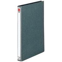 コクヨ スプリングファイル A4 縦 2穴 200枚収納 フ-100 1セット(10冊:1冊×10)
