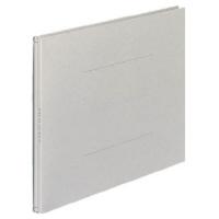 コクヨ ガバットファイルA4横1ー100mmとじ2穴グレー 1セット(20冊:1冊×20)
