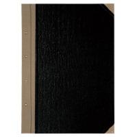 コクヨ 綴込表紙A B4縦4穴 背部・コーナー布貼 ツー3 1セット(10組:1組×10)
